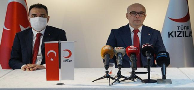"""Türk Kızılay'dan """"Hilal Olsun Türkiye"""" kampanyası!"""