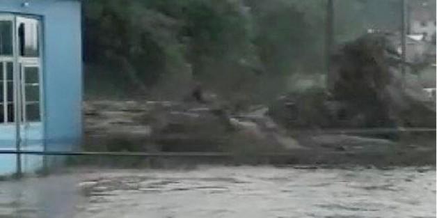 Karacabey'de görülmemiş sel felaketi!
