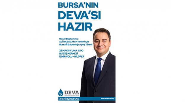 Babacan Bursa'ya geliyor!