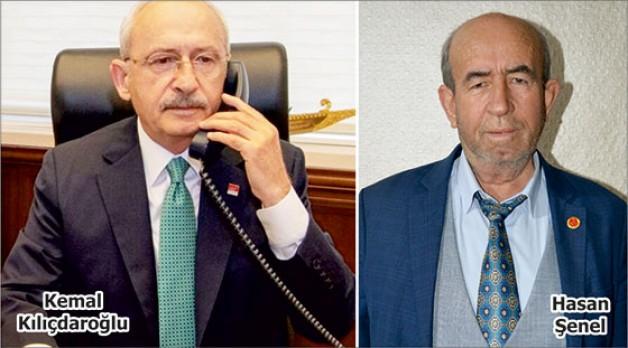 Kılıçdaroğlu'dan Şenel'e 'geçmiş olsun' telefonu
