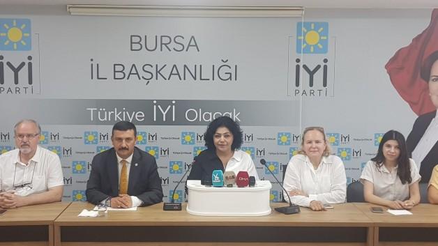 İYİ Parti'den uyuşturucu platformu önerisi