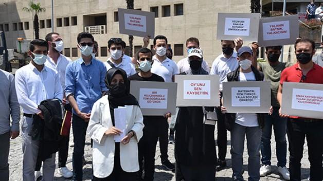 Bursalı gençlerden Kılıçdaroğlu'na tepki