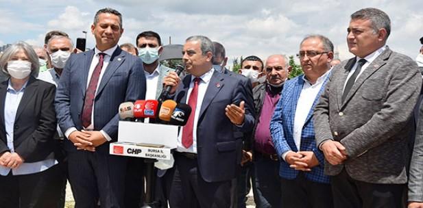 CHP'den AK Parti'ye eleştiri yağmuru!