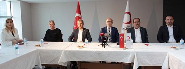 Kızılay ile Bursa'da kurban bereketi!