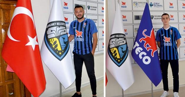 TECO Belediyespor'dan iki transfer daha!