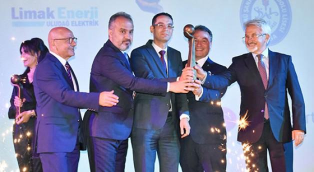 Kalite Büyük Ödülü Limak Enerji'nin