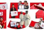 Türk Kızılay kuruluş yıldönümünü kutluyor