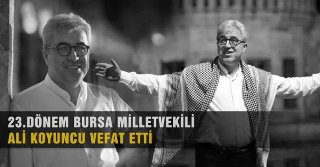 Bursa siyasetinin acı günü