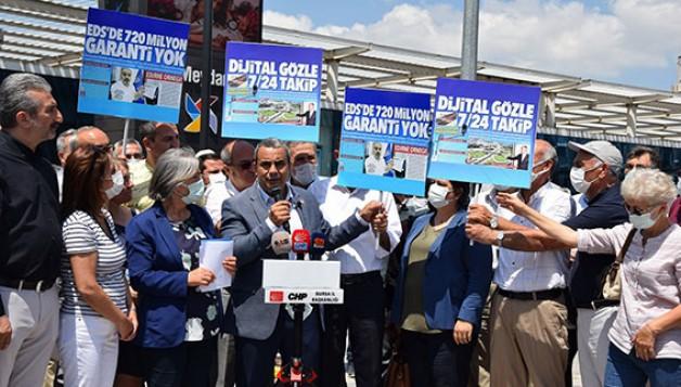 Trafik cezası garantili EDS'ye Bursa'dan tepki