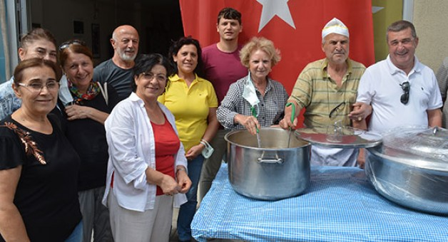 CHP'DEN 'BİRLİK VE BERABERLİK' AŞURESİ