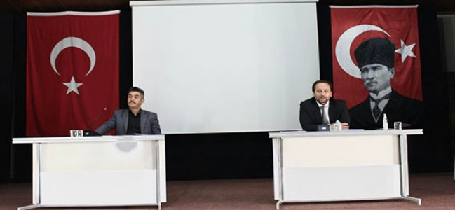 """""""MESLEK LİSELERİ ÖNEMLİ BİR LOKOMOTİF"""""""