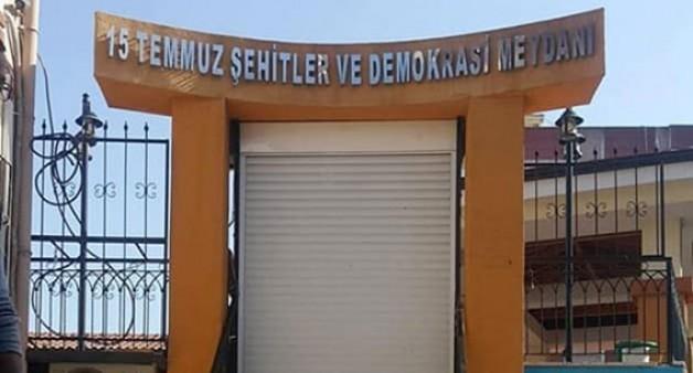 """""""PAZARYERİ DE 15 TEMMUZ MEYDANI GİBİ OLMASIN!"""""""