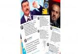 """TÜRKOĞLU'NDAN AKTAŞ'A İLK KEZ """"AFERİN!"""""""