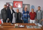 DEVA'DAN MEMLEKET PARTİSİ'NE ZİYARET