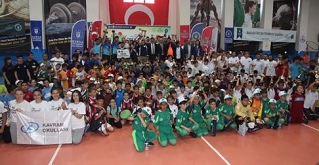306 bin öğrenci sporla buluştu