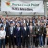 34 ülkeden 160 firma temsilcisi Bursa'da