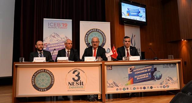 5. Uluslararası Ekonomi ve İşletme Kongresi