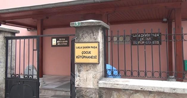 700 yıllık medreseye yapılan tuvalet Anayasa Mahkemesi yolunda