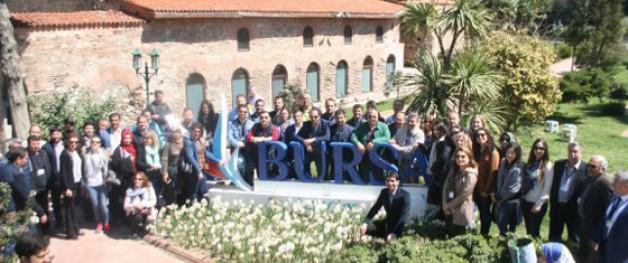 81 ilden 81 başarılı öğretmen Bursa'da
