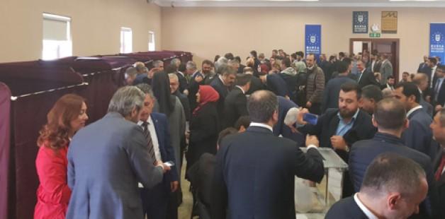 AK Parti'de Bursa için temayül