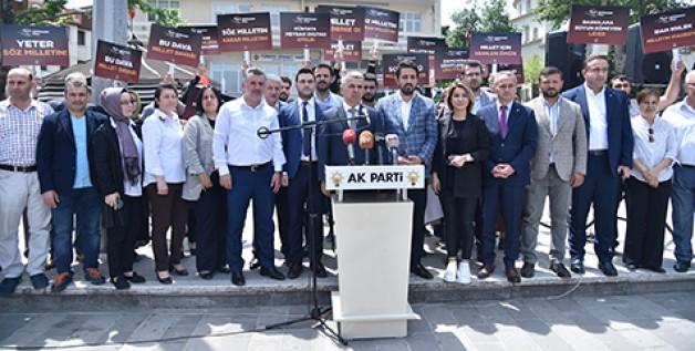"""AK Parti'den """"27 Mayıs"""" açıklaması"""
