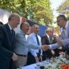 AK Parti Bursa'da bayramlaşma