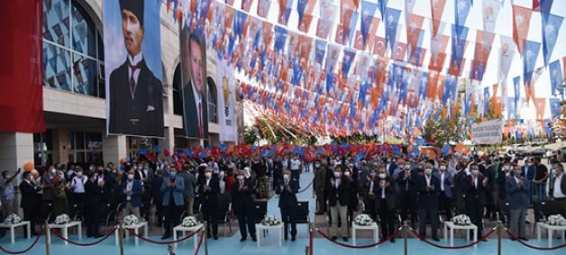 AK Parti ilçe kongrelerini tamamladı!