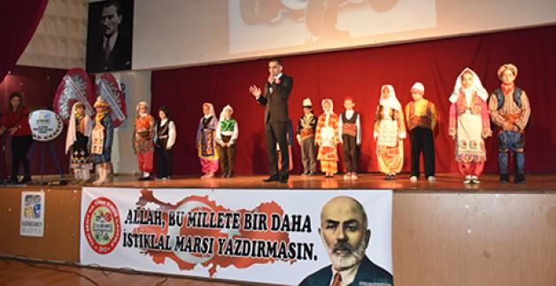"""""""ALLAH BU MİLLETE BİR DAHA İSTİKLAL MARŞI YAZDIRMASIN"""""""