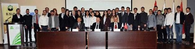 AR-GE mühendisleri Bursa'da yetişiyor