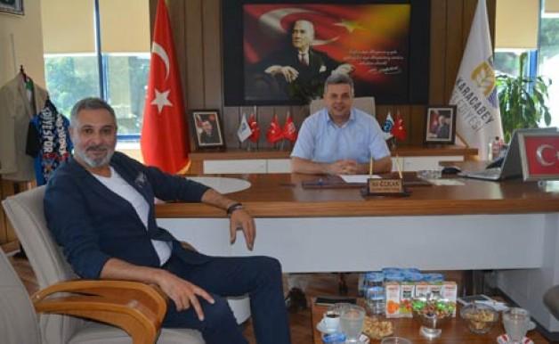 Ahmet Şen vekaleti başarıyla tamamladı