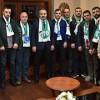 Aktaş Bursaspor taraftarlarıyla buluştu