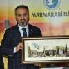 Aktaş, Marmarabirlik'i ziyaret etti