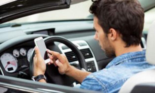 Araç kullanırken telefonu bırakın!