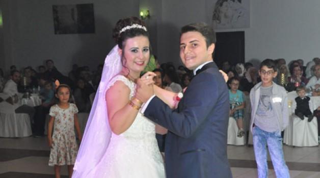 Aşkları evlilikle taçlandı