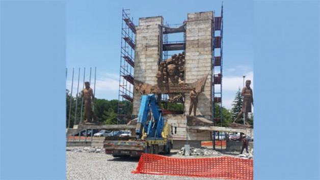 Atatürk Anıtı eski ihtişamına kavuşacak