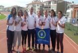 Atletizm takımı madalyalara abone