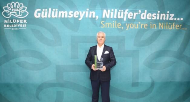Avrupa Birliği'nden Nilüfer'e ödül