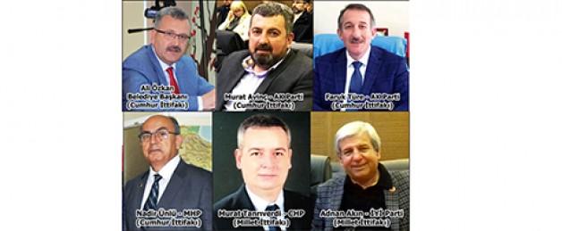 Büyükşehir Belediye Meclis Üyeleri belli oldu!