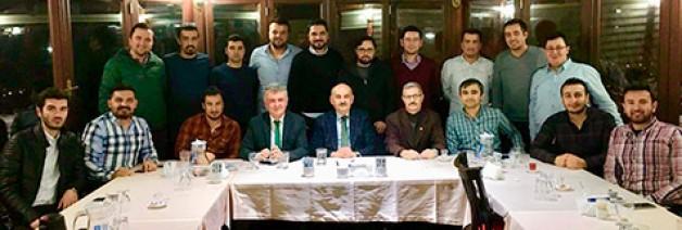 """""""Büyük Bursa Buluşmaları"""" başladı"""