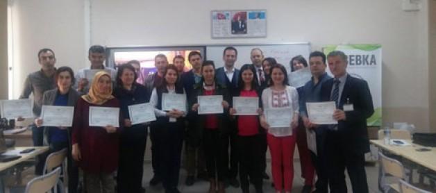 BEBKA destekli proje eğitimi