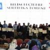 BTM'nin 'Bilim Elçileri'ne sertifika