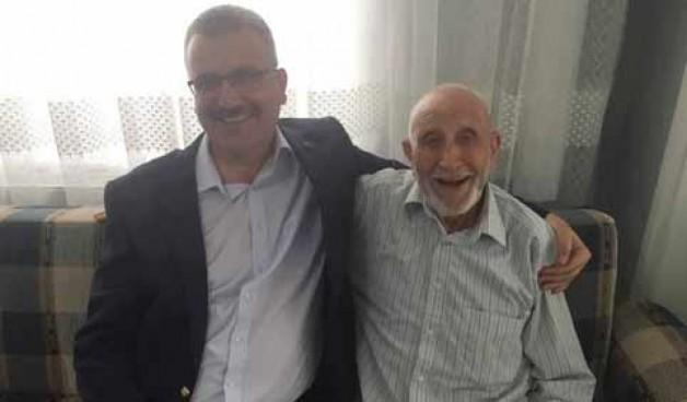 Başkan Özkan'ın acı kaybı