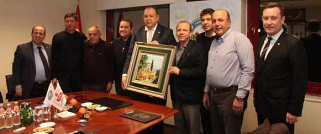 'Badırga Projesi bölgenin yararına'