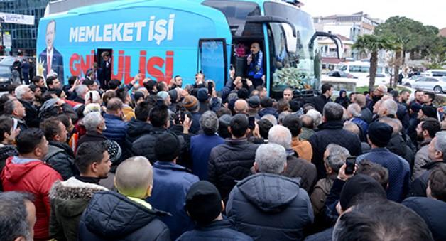 Bakan Soylu Özkan için destek istedi