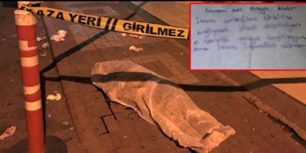 Balkondan kaçmaya çalışan kız öldü