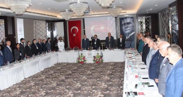 Baro başkanları Bursa'da toplandı