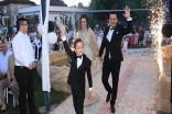 Beşiktaşlı Boran erkekliğe ilk adımı attı
