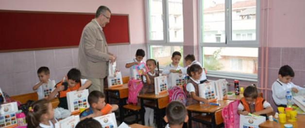 Belediye'den TEOG Sınavı'na destek