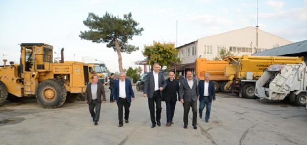 Belediyeye yeni kademe binası