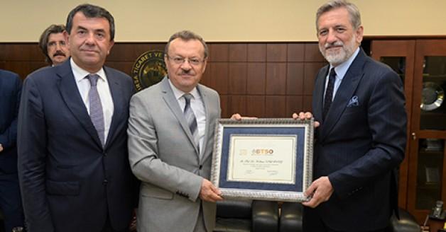 Bilim ve üretim zengini Bursa!
